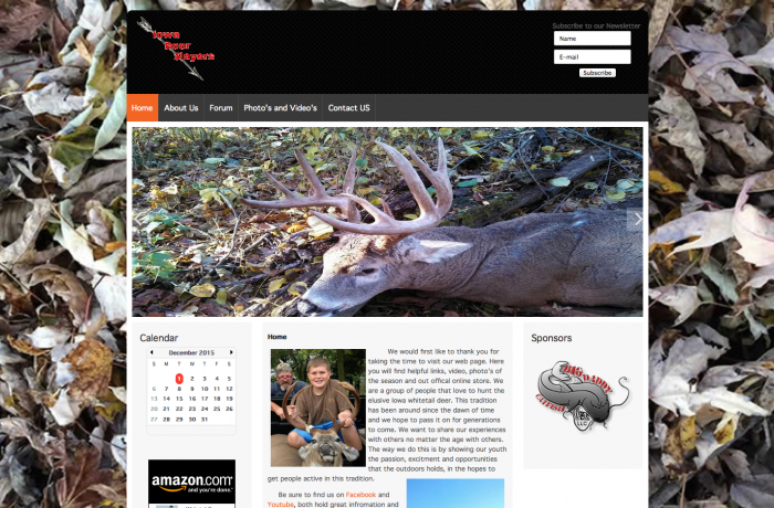 Iowa Deer Slayers Forum